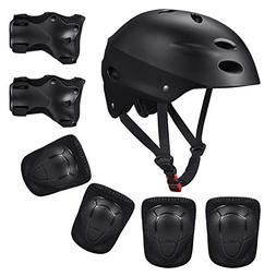 Kid's Protective Gear Set,Roller Skating Skateboard BMX Scoo