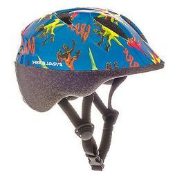 Raleigh Rascal Dinosaur Kids Bike Helmet 44-50Cm  - Blue