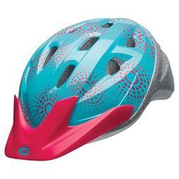 Bell Rally Bike Helmet - Blue & Pink