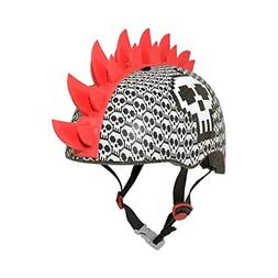 UPD RASKULLZ Helmets Bone Block Bike Helmet Ages 5-8