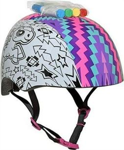 61a85b60680 Raskullz Bell Color Me Pony Child Helmet