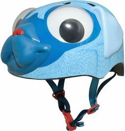Raskullz Bell Pugsley Pug Blue Helmet with Googly Eyes