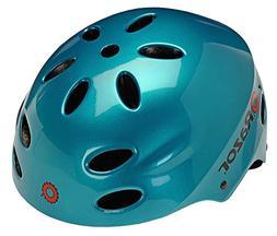 Razor V-17 Adult Multi-Sport Helmet Protection Safety Turquo