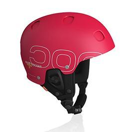 POC Receptor + Helmet, Black, Medium