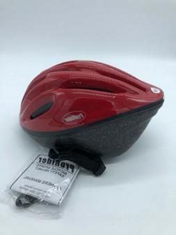 ProRider Red M/S Bike Helmet  *NEW*