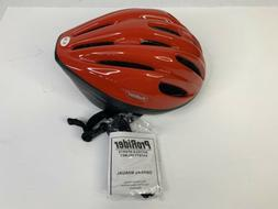 ProRider Red S/M Bike Helmet  *NEW*