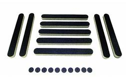 "Replacement Universal Foam Pads Kit 5/16"" Giro and Bell Bike"
