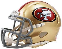 Riddell San Francisco 49ers Speed Mini Helmet
