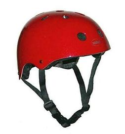 Pro-Rider Classic Bike & Skate Helmet Red, Small/Medium