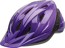 Bell Rival Child Bike Helmet, Purple Halo