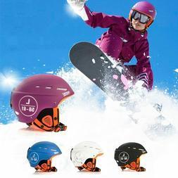 Rubber Ski Helmet Skiing Snowboard Skate Skateboard Equipmen