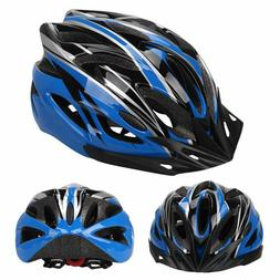 Safety Bicycle Helmet Adjustable Cycling Bike Adult Protect