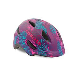 Giro Scamp Youth Bike Helmet Matte Purple Blossom S