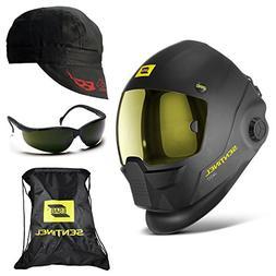 ESAB Sentinel A50 Automatic Welding Helmet, 5.0 Glasses, Rev