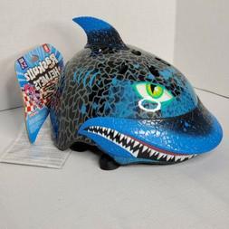 Raskullz Shark Attax Helmet