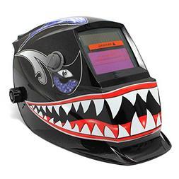 ThyWay Shark Mouth Solar Auto Darkening Welder Mask Electrow
