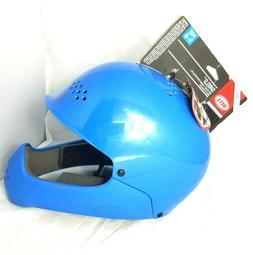 Shield Bike Helmet For Kids by BELL Blue age 5-8 Built in US
