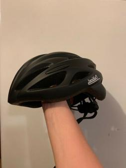 Critical Cycles Silas Bike Helmet with LED Safety Light Adju