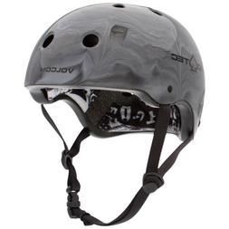 Pro Tec Skateboard Helmet Classic Certified Volcom Cosmic Ma