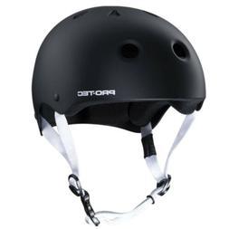 Pro Tec Skateboard Helmet Classic Skate Volcom Luminator