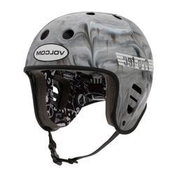 Pro Tec Skateboard Helmet Full Cut Skate Volcom Cosmic Matte
