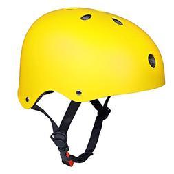 SymbolLife Skateboard Helmet Youth Scooter Helmet Adult Bike