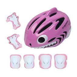 aomigell Kids Helmet Girls Bike Helmet Child Helmet with Out