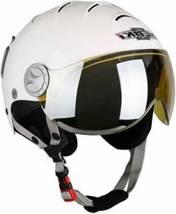 NENKI Ski Helmet Snow Sport Skiing Snowboard Helmets Anti Fo