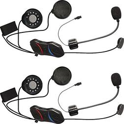 SENA SMH-10RD-01 Bluetooth Stereo Headset/ Communicator / In