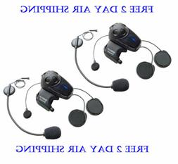 Sena SMH10-11 Motorcycle Bluetooth Headset / Intercom with U