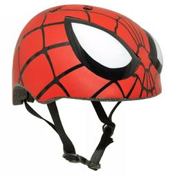Raskullz Spider Man Child's Helmet 5+ New Off The Shelf Bike