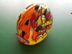 Bell Infant Sprout Bike Helmet Orange/Tang Drake