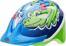 Bell® Sprout Crocagators Infant Bike Helmet - Blue/Gree