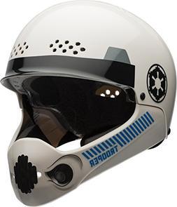Bell Star Wars Storm Trooper Multisport Chinbar Helmet