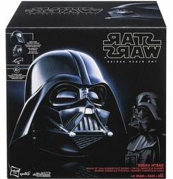 Star Wars The Black Series Darth Vader Premium Electronic He