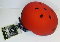 PROTEC Street Lite Multi-Sport Helmet Size Large - Rubber Re