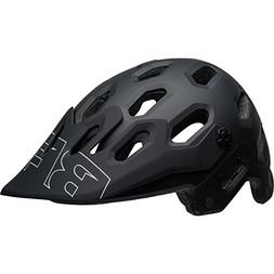 Bell Super 3 MIPS Helmet - Men's Matte Black/White, S
