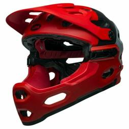 Bell Super 3R MIPS Matte Crimson/Black