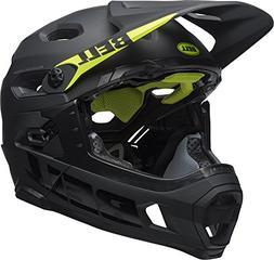Bell Super DH Mips Matte Gloss Black Mountain Bike Helmet Si