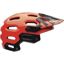 Bell Super 2 Bike Helmet - Infrared Small