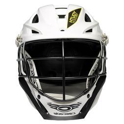 Cascade SY S19 Youth Lacrosse Helmet - White