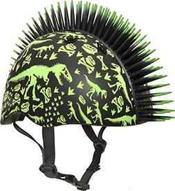 Raskullz T-Rex Bonez Mohawk Helmet, 3+ 48-52Cm