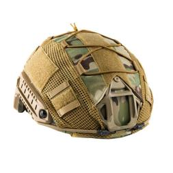 tactical airsoft helmet cover for combat ops