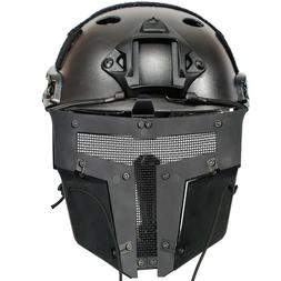Tactical Airsoft Paintball Military Protective SWAT Helmet w
