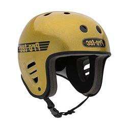 Pro-Tec Full Cut Skate, Gold Flake, XL