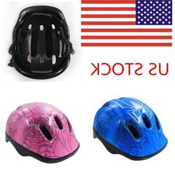 Toddler Bike Helmet Multi-Sport Lightweight Safety Helmets f