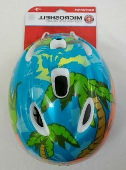 Schwinn Toddler MICROSHELL Alligator Gator Bicycle Bike Helm