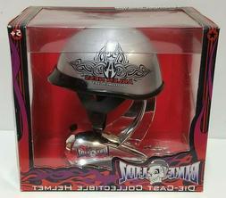 Toy Zone Bike Lidz Die Cast Collectible Helmet Arlen Ness Mo