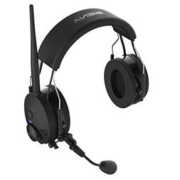 Sena Tufftalk-01 Black Earmuff Bluetooth Communication and I