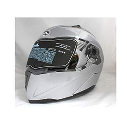 ty Motorcycle Flip Up Helmet Moto Helmet Motorbike with Inne